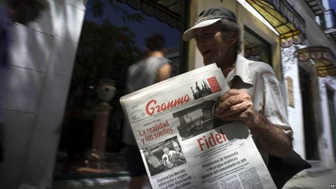 """Erste Hinweise der kubanischen Parteizeitung """"Granma"""" für US-Wähler in Kuba - ảnh 1"""
