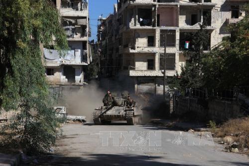 Russland und USA diskutieren über Möglichkeit zur Entschärfung der Spannungen in Syrien  - ảnh 1