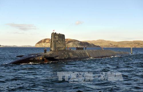 Großbritannien stellt Atom-U-Boote her - ảnh 1
