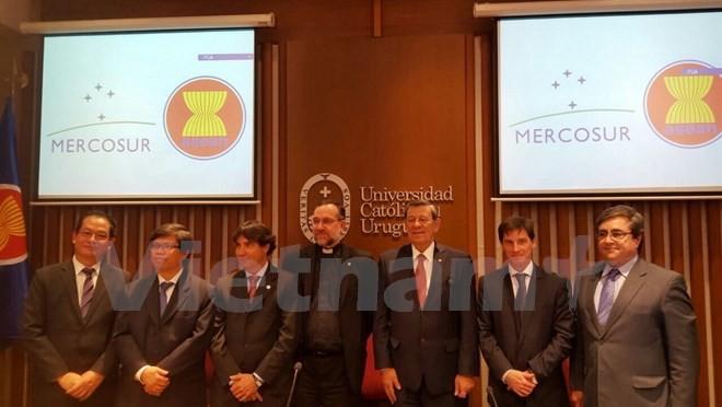 Mercosur verstärkt den Handels- und Investitionsaustausch mit Vietnam - ảnh 1
