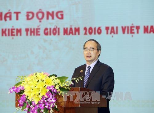 Vietnam begrüßt den Weltspartag mit zahlreichen Veranstaltungen - ảnh 1