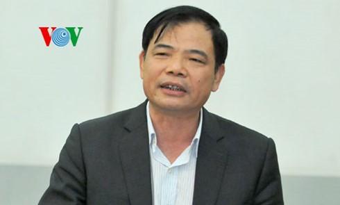 Parlamentssitzung: Minister berichten über sozialwirtschaftlicheEntwicklung - ảnh 1