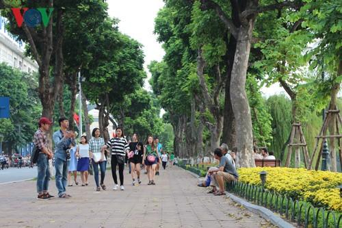 Besondere Attraktionen der Stadt Hanoi bei Touristen - ảnh 1