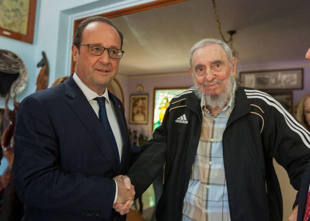 Spitzenpolitiker weltweit schicken Beileidstelegramm an Kuba - ảnh 1