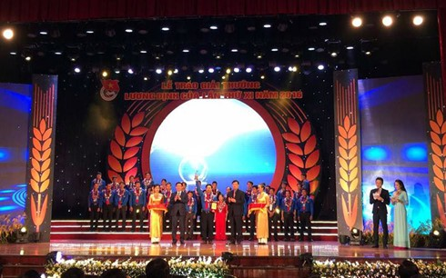 Verleihung des Luong Dinh Cua-Preises 016 - ảnh 1