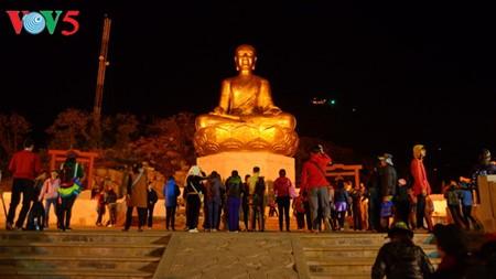 Yen Tu – Morgendämmerung an einem bedeutenden Ort des Buddhismus - ảnh 4