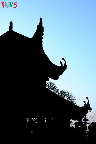 Yen Tu – Morgendämmerung an einem bedeutenden Ort des Buddhismus - ảnh 13