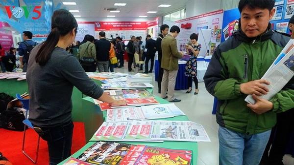 Eröffnung des Nationalfests der vietnamesischen Presse - ảnh 1