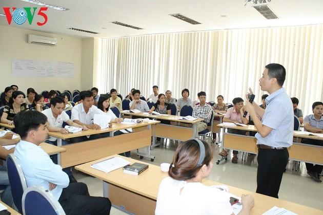 Projekt zur Entwicklung kleiner und mittlerer Unternehmen im Kreis Hoai Duc in Hanoi - ảnh 1