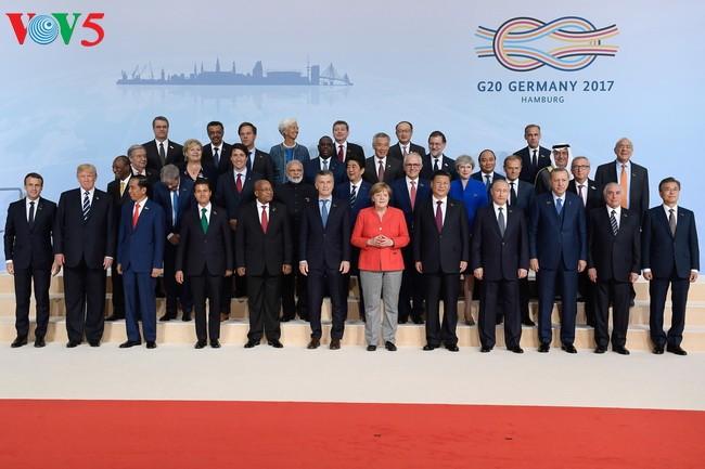 Politiker und Medien in Deutschland schätzen die Rolle Vietnam beim G20-Gipfeltreffen - ảnh 1