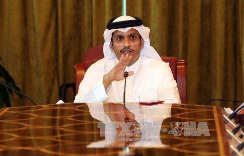Diplomatische Spannungen im Golf: Katar droht mit dem Austritt aus dem Golfkooperationsrat  - ảnh 1