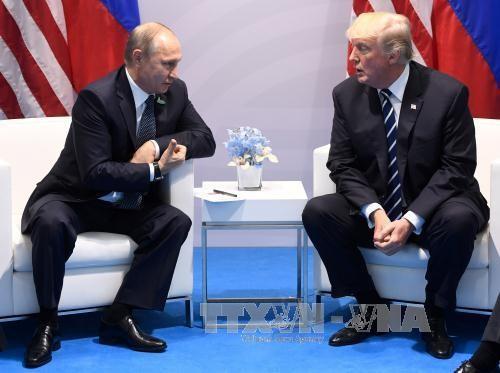 Russland weist den Plan zur Bildung einer russisch-amerikanischen Gruppe zur Cybersicherheit zurück - ảnh 1