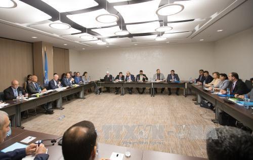 Kein Durchbruch bei Friedensgesprächen über Syrien in Genf - ảnh 1