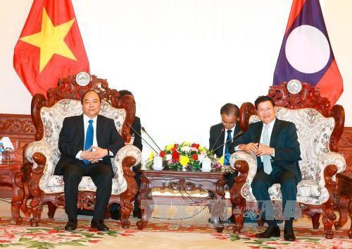Treue Freundschaft zwischen Vietnam und Laos für mehr als halben Jahrhundert  - ảnh 1