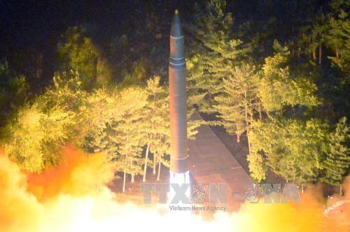 Raketentest: Großbritannien und Japan beschleunigen Sanktionen gegen Nordkorea - ảnh 1