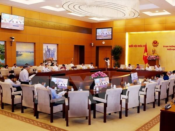 Sitzung des Ständigen Parlamentsausschusses: Garantie des Wettbewerbsumfeldes - ảnh 1