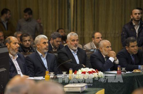 Palästina: Hamas fordert Präsident Abbas zur Wiederaufnahme der Kontrolle des Gazastreifens auf - ảnh 1