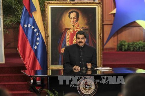 Venezuela und Iran protestieren gegen das neue Einreiseverbot der USA - ảnh 1