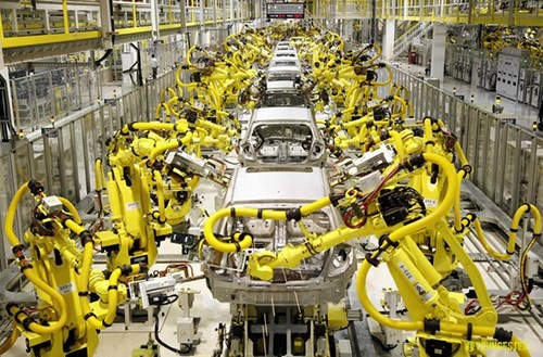 Gestaltung und Förderung der intelligenten industriellen Produktion in der Zukunft - ảnh 1
