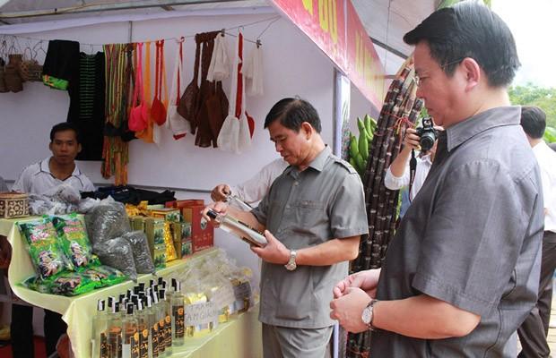 Eindrücke von Tourismusdörfern in Lam Dong  - ảnh 1