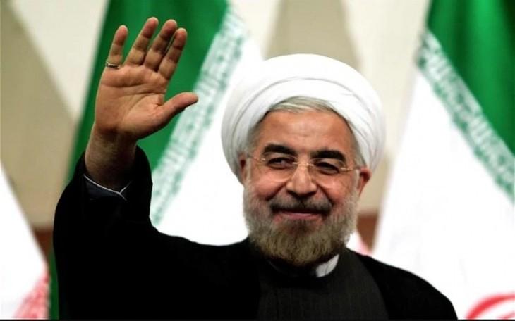 ຊົມເຊີຍທ່ານ Hassan Rouhani ຮັບດຳລົງຕຳແໜ່ງເປັນປະທານາທິບໍດີປະເທດສ.ອິດສະລາມອີຣານຄືນໃໝ່ - ảnh 1