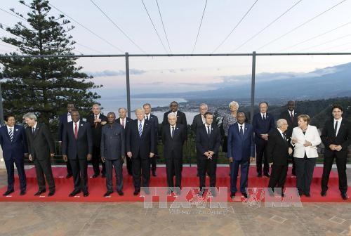 G7 ເຫັນດີຍູ້ແຮງການຕໍ່ສູ້ຕ້ານການກໍ່ການຮ້າຍ - ảnh 1