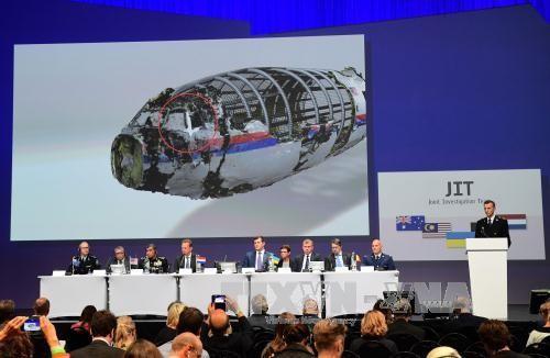 ເຫດເຮືອບິນ MH17 ຕົກ: 5 ປະເທດຈະພ້ອມກັນອຸປະຖຳບັນດາລະບຽບການຟ້ອງສານອາຍາ - ảnh 1