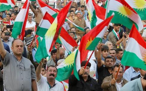ການນຳ ຕວກກີ, ອີຣານ ຄັດຄ້ານການລົງປະຊາມະຕິກ່ຽວກັບຄວາມເປັນເອກະລາດຂອງຊາວ Kurd - ảnh 1