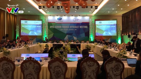 ກອງປະຊຸມເຈົ້າໜ້າທີ່ອາວຸໂສການເງິນ APEC 2017 - ảnh 1