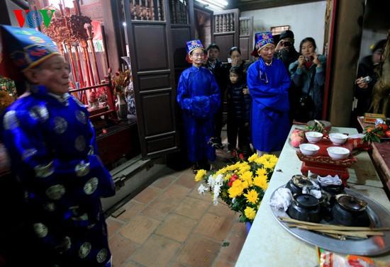 Reiskochwettbewerb im Dorf Thi Cam  - ảnh 8