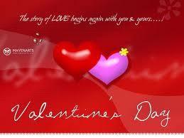 Valentinstag am 14. Februar - ảnh 1