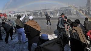 Folge der Koran-Verbrennung auf US-Basis Bagram - ảnh 1