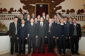 Premierminister berät sich mit dem Veteranenverband - ảnh 1