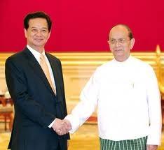 Verstärkung der Beziehungen zwischen Vietnam und Myanmar - ảnh 1