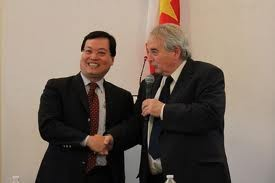 Tag der Freundschaft und Solidarität mit Vietnam in Frankreich - ảnh 1