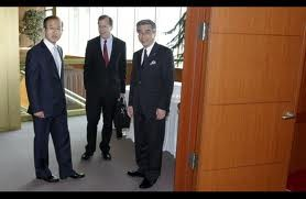 USA, Japan und Südkorea diskutieren über das nordkoreanische Atomprogramm - ảnh 1