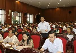 Parlamentssitzung ist am Montag in Hanoi eröffnet worden - ảnh 1