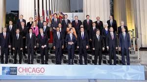 Nato-Gipfeltreffen ist in Chicago eröffnet worden - ảnh 1