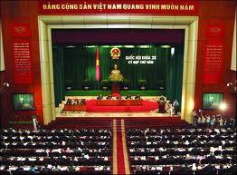 Abgeordnete diskutieren über Reform des Parlaments - ảnh 1