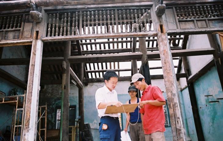 Ando Katsuhiro: Japaner liebt vietnamesische Kulturschätze - ảnh 1