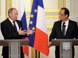 Uneinstimmigkeit zwischen Russland und Frankreich zur Lösung der Syrien-Krise - ảnh 1
