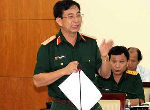 Zusammenarbeit zwischen Vietnam und Deutschland im Militärbereich - ảnh 1