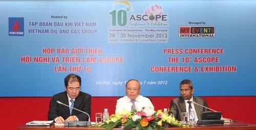 Intensivierung der internationalen Zusammenarbeit im Bereich der Erdölindustrie - ảnh 1