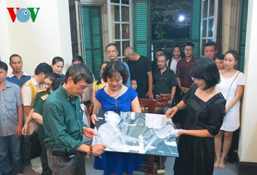 104. Geburtstag des Generals Vo Nguyen Giap an der Hoang Dieu Straße 30 - ảnh 10