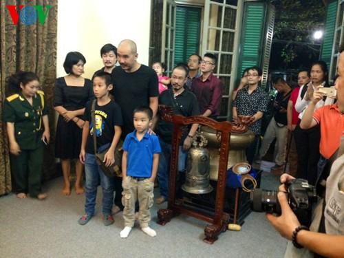 104. Geburtstag des Generals Vo Nguyen Giap an der Hoang Dieu Straße 30 - ảnh 12