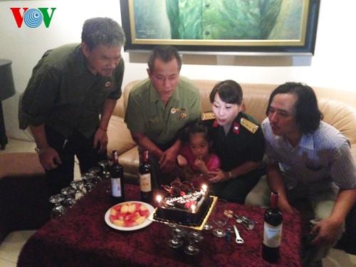 104. Geburtstag des Generals Vo Nguyen Giap an der Hoang Dieu Straße 30 - ảnh 13