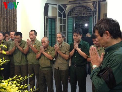 104. Geburtstag des Generals Vo Nguyen Giap an der Hoang Dieu Straße 30 - ảnh 7