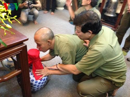 104. Geburtstag des Generals Vo Nguyen Giap an der Hoang Dieu Straße 30 - ảnh 8