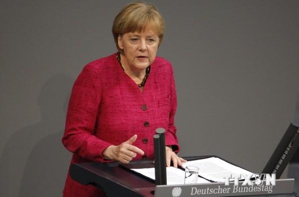 Deutschland feiert Deutsche Einheit - ảnh 1