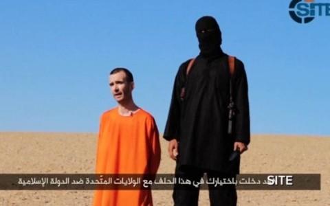 IS enthauptet britische Geisel - ảnh 1